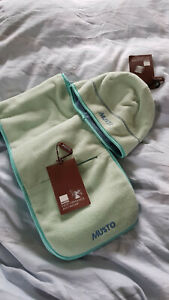 MUSTO HAT AND SCARF SET BNWT