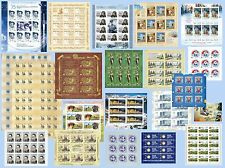 RUSSIA 2016 Q2 part of FULL YEAR Set in FULL SHEETS MNH FREE SHIPPING