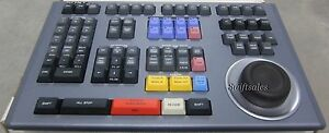 Sony DMW-C5 Editing Control Panel For XPRI #2 - Cleaned & Tested
