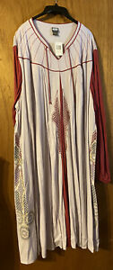 Star Wars Princess Leia Bespin Dress  her universe cosplay Plus Size 5