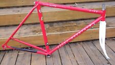 ROCKY MOUNTAIN GIRO FRAMESET, COLUMBUS SL TUBES, 50CM, USED, VERY NICE CONDITION