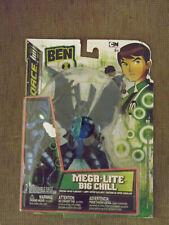 Ben 10 Lite Force Mega-Lite Big Chill - Never Opened - Light Works