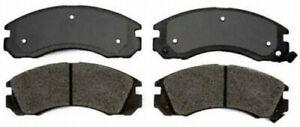Disc Brake Pad-Professional Grade Semi-Metallic Brake Pad Raybestos PGD530M
