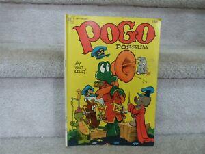 VINTAGE 1952 POGO Possum #10 Walt Kelly Comic Book July-September 15c Band Tuba