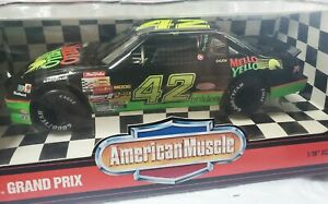 ERTL 92 American Muscle Nascar Kyle Petty #42 Mello Yello Grand Prix 1/18 10""