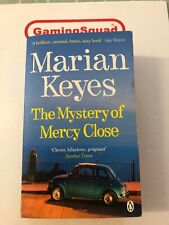 The Mystery of Mercy Close, Marian Keyes PB Book, Supplied by Gaming Squad