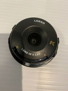 LOREO Perspective Control 35mm Lens for Canon EOS Mount