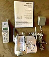 PANASONIC KX-TG5631S 5.8 GHz Cordless Phone Answering System KX-TGA560S