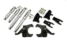 Belltech 73-87 C10 1 Rotor 3/4 Drop w/SP Shocks Lowering Kit 704SP
