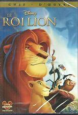 DVD - WALT DISNEY : LE ROI LION ( DESSIN ANIME - NEUF EMBALLE )