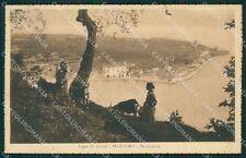 Brescia Maderno Capre cartolina QK7089