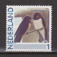 NVPH Nederland Netherlands MNH Zwaluw, swallow, boeren zwaluw 2011
