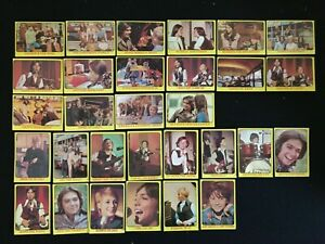 Topps 1971 The Partridge Family - Series 1 Cards - Lot of 30 (of 55)