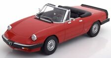 Alfa Romeo Spider rot 1983 (Typ 3 Serie 1) - 1:18 KK Scale