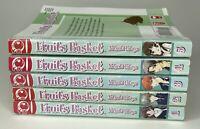 Fruits Basket English Manga OOP vol 1 - 5 lot