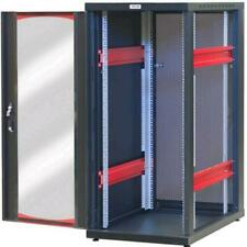 Intellinet Armadio Server Rack 19'' 600x1000 20 Unita' Nero Grigliato serie Idea