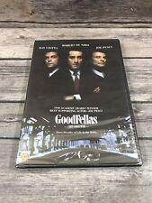 Goodfellas (Dvd, 2007) Robert DeNiro Joe Pesci Ray Liotta Martin Scorsese New