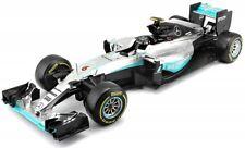 BUR18001R - Formule 1 MERCEDES W07 World Drivers Champion version Hybrid du pilo