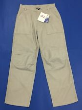 Oneill pantalone velluto nuovo beige uomo tech relaxed comodo w32 tg 46 T3357