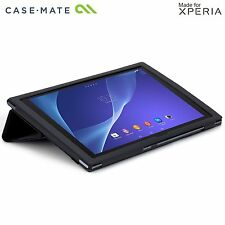 GENUINE CaseMate Sony Xperia Z2 Tablet Slim Folio Case Stand Cover | CM031044