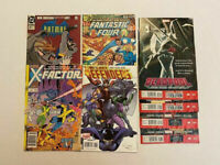 Mixed lot of low grade comics varying by year and publisher