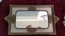 Dresser Mirror, Bronze, Vintage Victorian, Bronze Finish