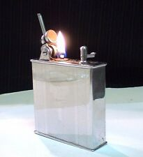 Briquet ancien Table * A.A.L. par  LANCEL * Desk Lighter * Feuerzeug * Accendino
