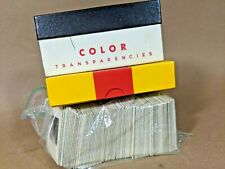 Lot of 100+ Aircraft Photographic Color Slides