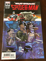 Miles Morales: Spider-Man #3 2nd Printing Marvel - NM - Low Print Run
