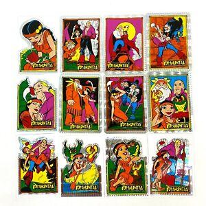 Pocahontas Steiner Disney Vintage 90s 1995 Vending Machine Stickers Lot of 12