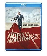 NORTH BY NORTHWEST (Cary Grant)  -  BLU RAY Region free - sealed