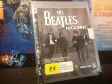 The Beatles Rockband (PlayStation 3, PS3) Band New