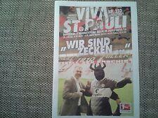Programm FC St.Pauli - 1 FC Union Berlin 15/16