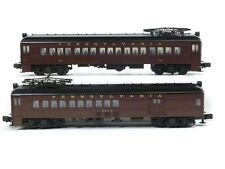 Lionel Model Trains 6-18306 Pennsylvania Multiple Unit Commuter Cars O Scale