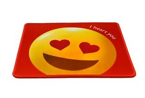 Emoji Mouse Pad Durable And Comfortable For Home, Office, Children or Adult