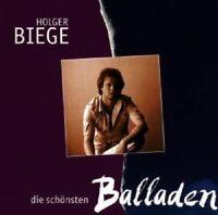 """HOLGER BIEGE """"DIE SCHÖNSTEN BALLADEN"""" CD NEUWARE"""