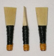 MacPhee McPhee Bagpipe Chanter Reeds Medium Strength Lot of 3