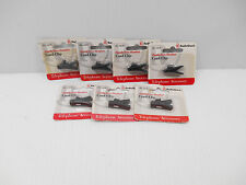 LOT OF 7 RADIO SHACK 43-2008 HANDS FREE HEADSET CORD CLIP