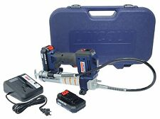 Lincoln #1884: 20v Grease Gun Kit w/ 2-batteries
