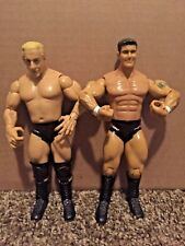 2003 Jakks Pacific WWE Action Figure Lot Ric Flair Randy Orton