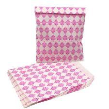 Rosa Papiertüten Geschenktüten Geschenktaschen Kraftpapier Tüten Tasche Klein