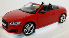 Minichamps 1/18 Scale - 501.14.005.25 - Audi TT Roadster 3rd Gen - Tango Red