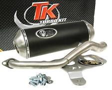 Auspuff Sport Turbo Kit GMax 4T für Yamaha Cygnus X Flame X 125 Roller