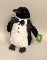 Australian Souvenir Plush soft Tuxedo Penguin toy 30cm NEW