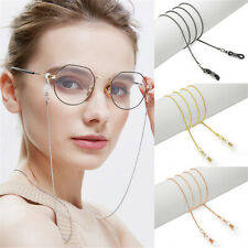 1pc Vintage Eyeglass Holder Glasses Retainer Cord Eyewear Strap Women Fashion