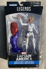 Marvel Legends Series Captain America Agents of Shield Sharon Carter Red Skull