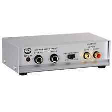B-Tech BT26 Phono Preamplificatore/Processore
