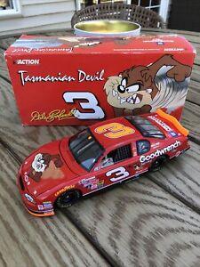 NASCAR ACTION DALE EARNHARDT 1:24 LIMITED EDITION STOCK CAR TASMANIAN DEVIL TAZ