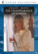 The Disappearance of Vonnie DVD (1994) - Ann Jillian, Joe Penny, Graeme Campbell