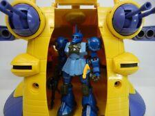 "MSIA Gundam "" Hover Transporter GALLOP & ZAKU Ⅰ"" Japan ver. / Figure Bandai used"